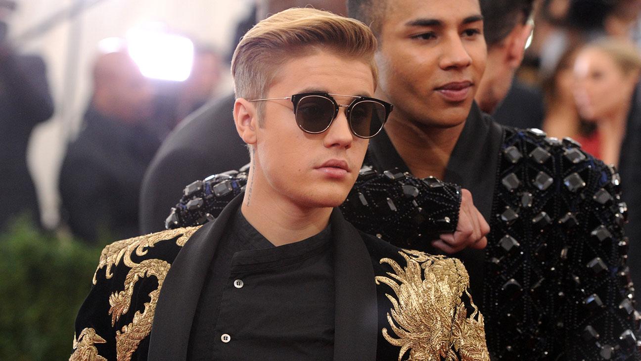 Justin Bieber MET Gala - H 2015