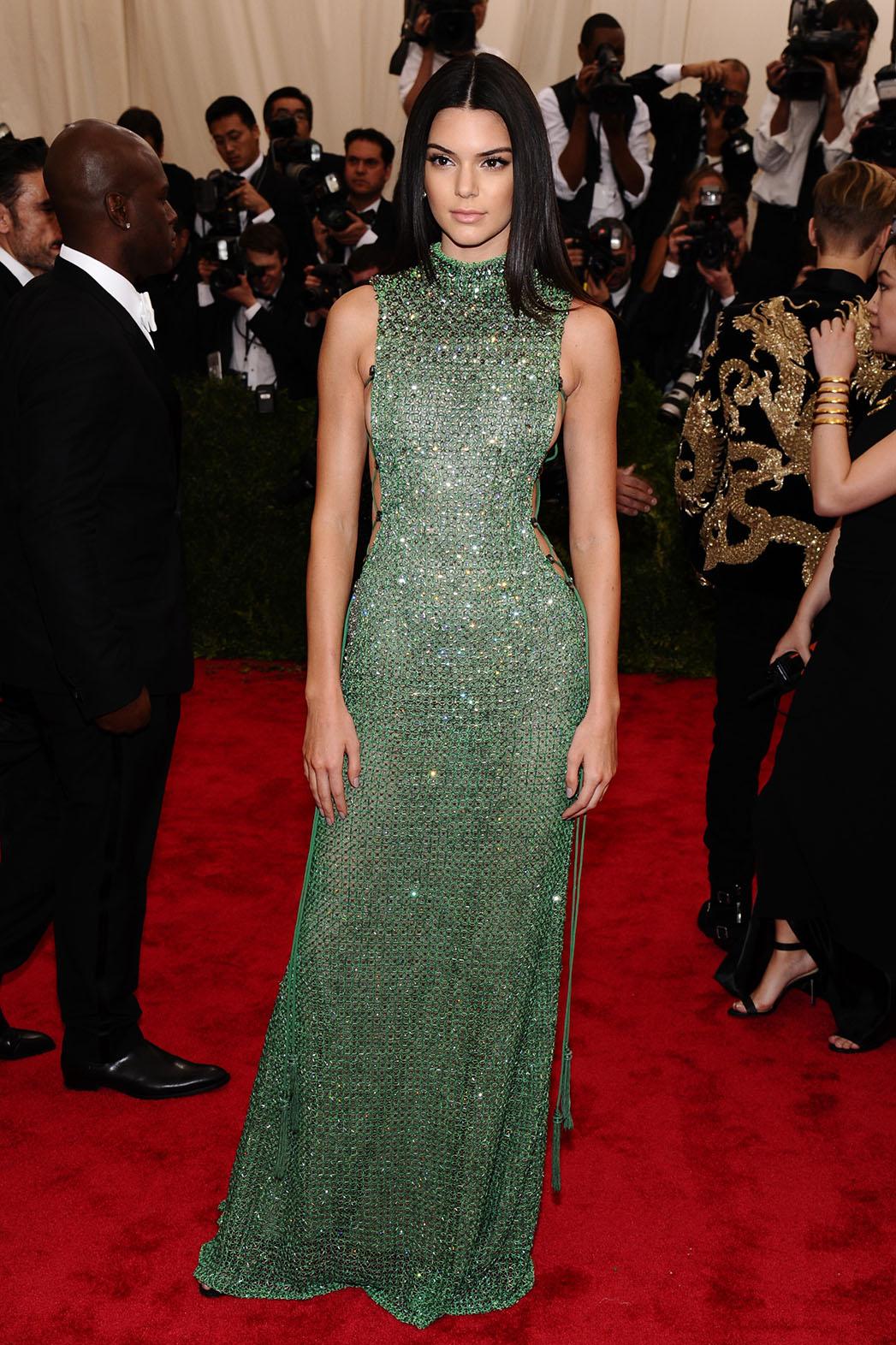 Kendall Jenner MET Gala - P 2015