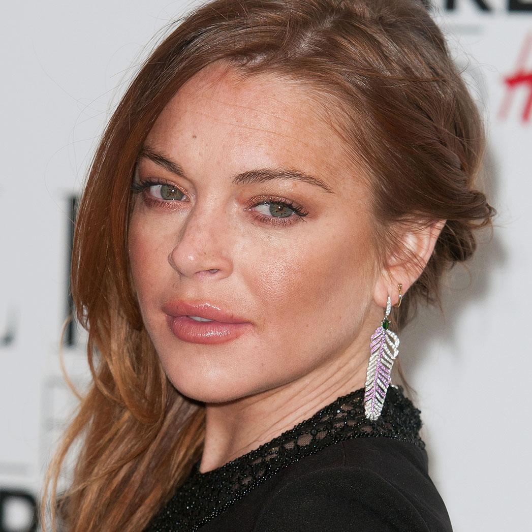 Lindsay Lohan - S 2015