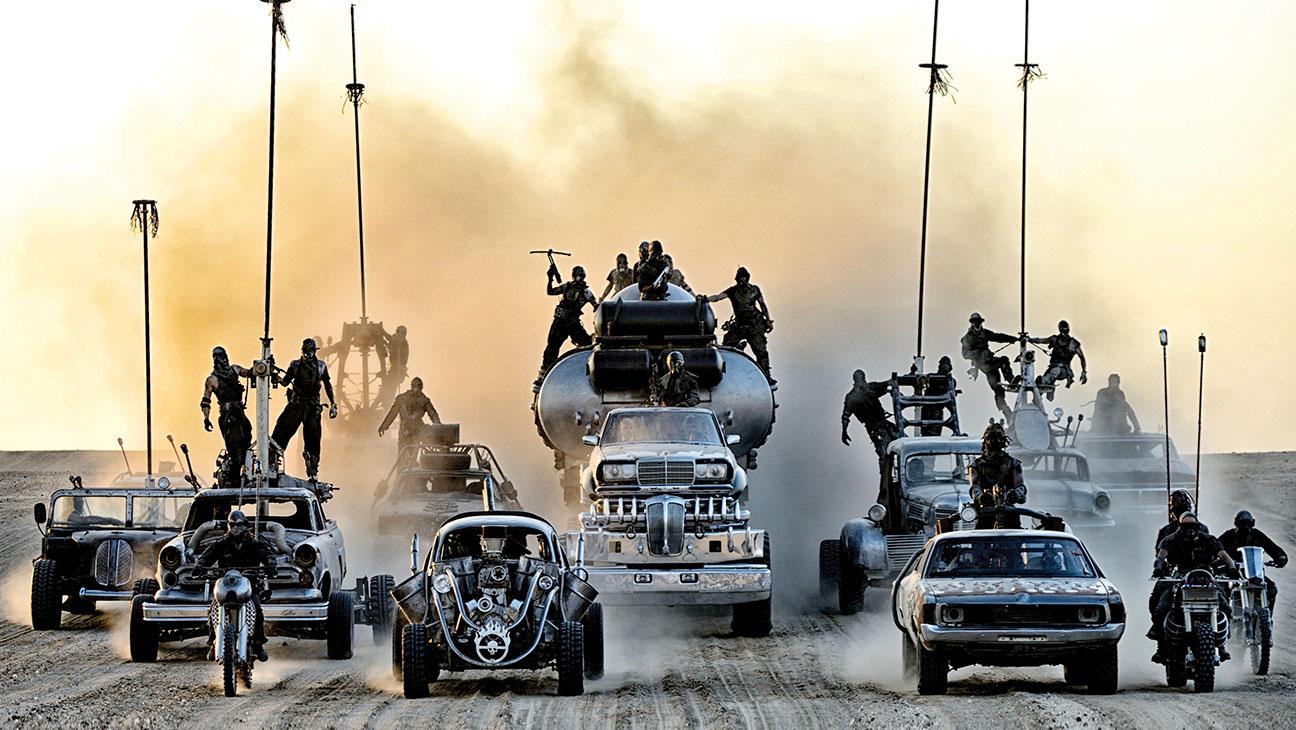 Mad Max: Fury Road Still - H 2015