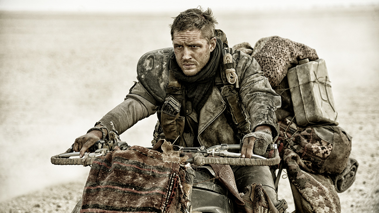 Mad Max Tom Hardy - H 2015
