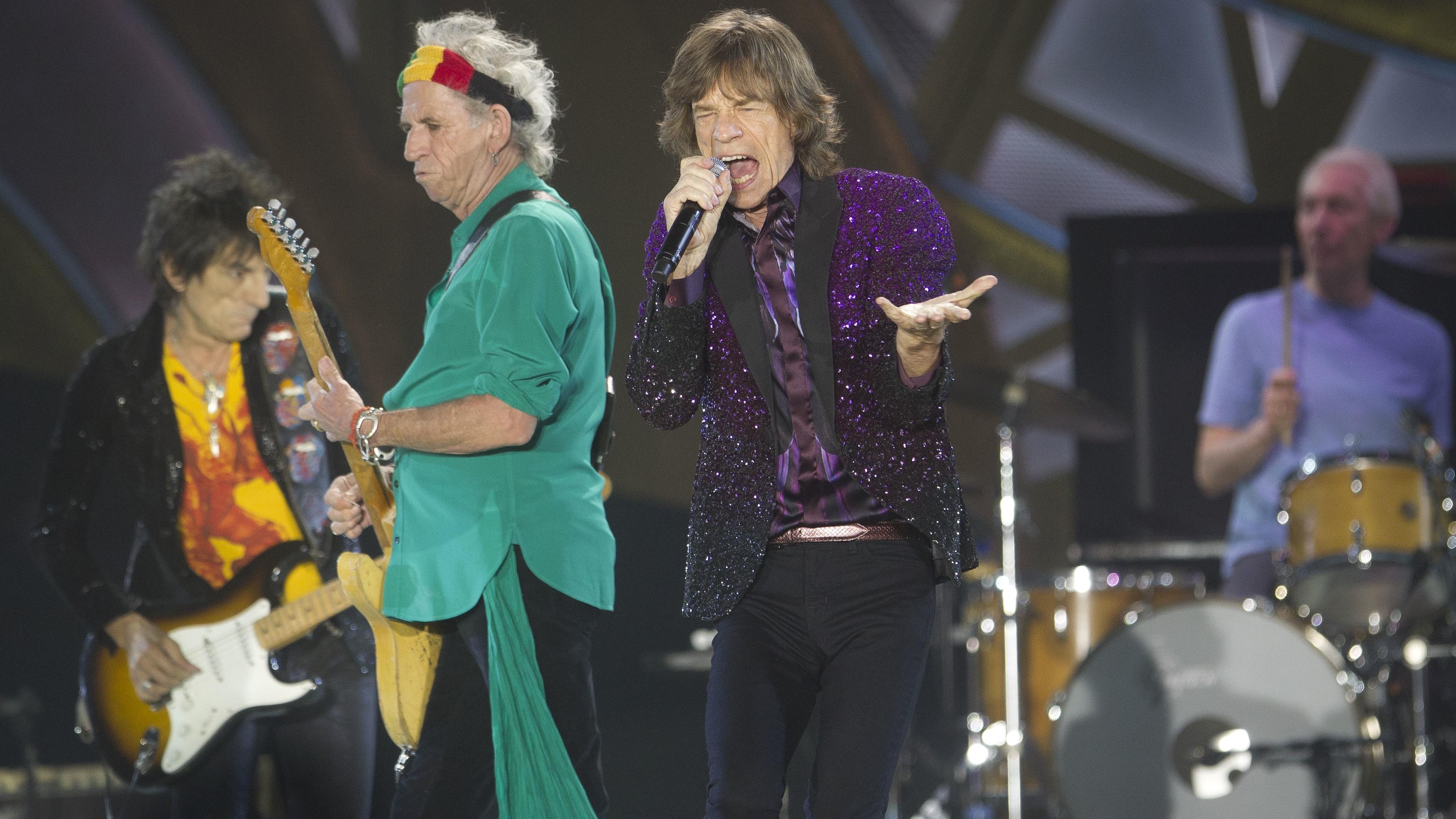 Rolling Stones - H 2015