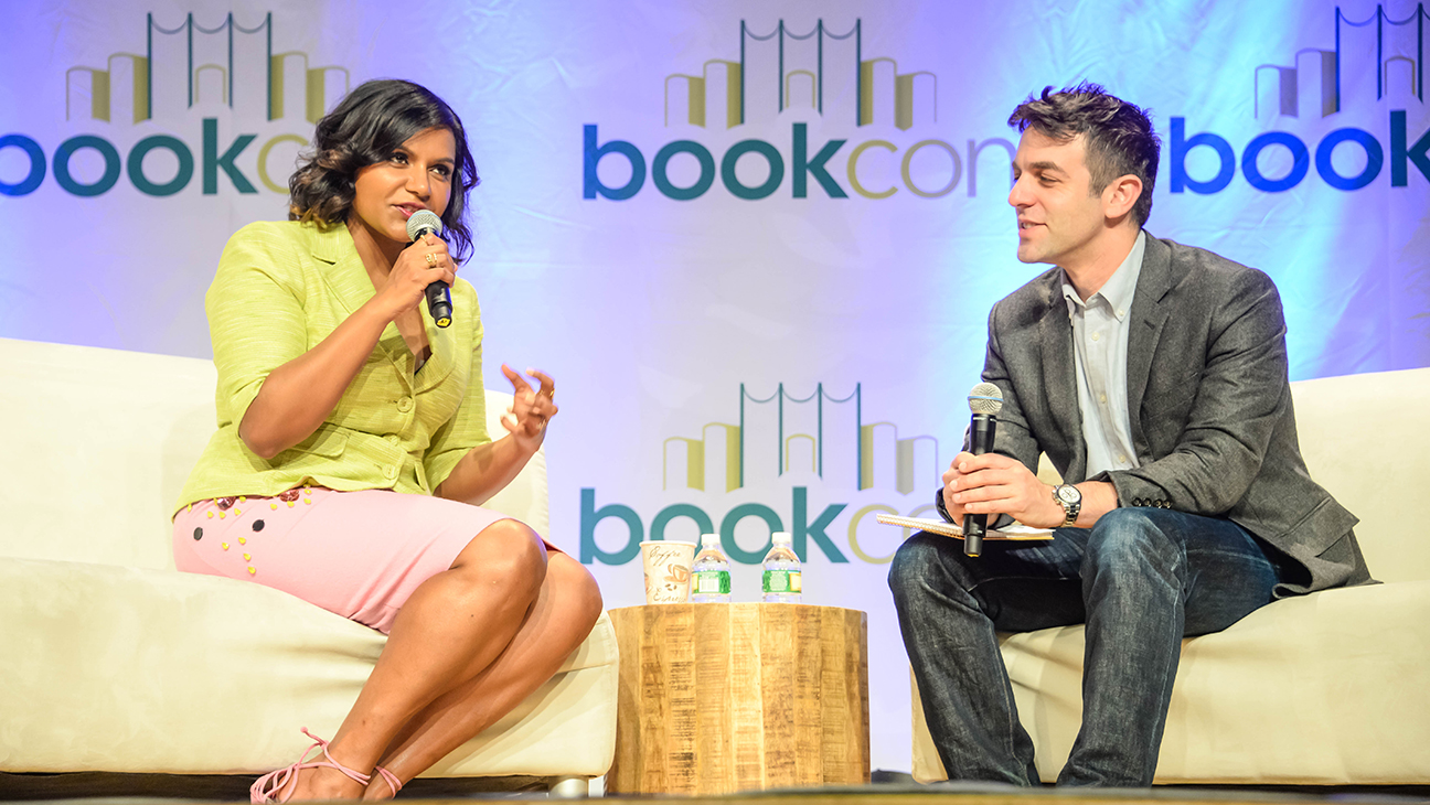 Bookcon 6 Things To Know About Mindy Kaling S New Book Why Not Me Hollywood Reporter