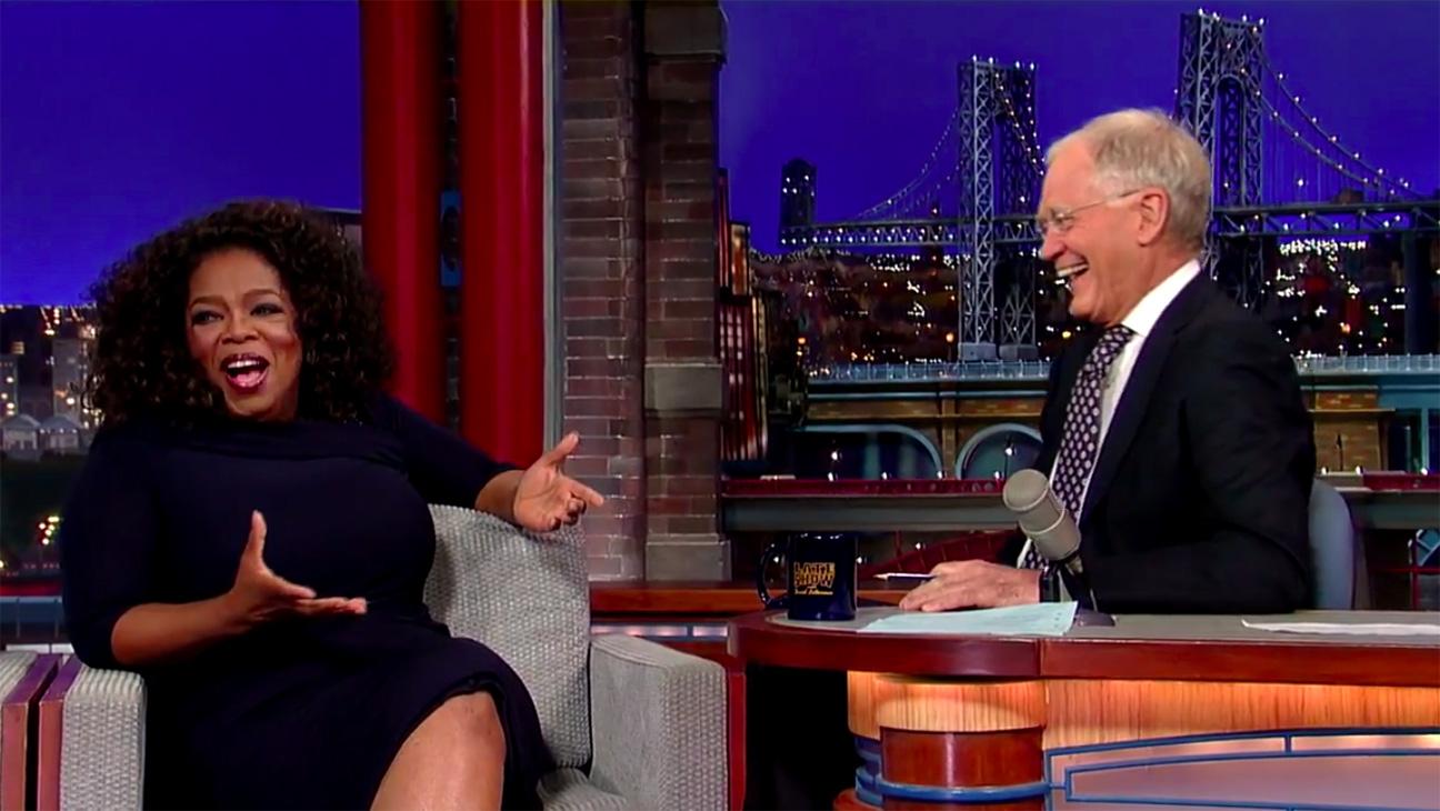 Oprah Letterman - H