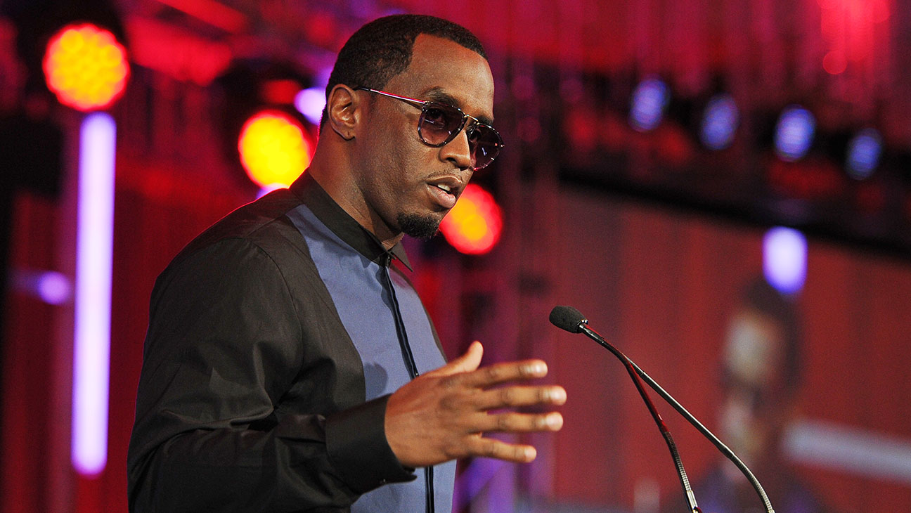 Sean Combs P Diddy - H 2015