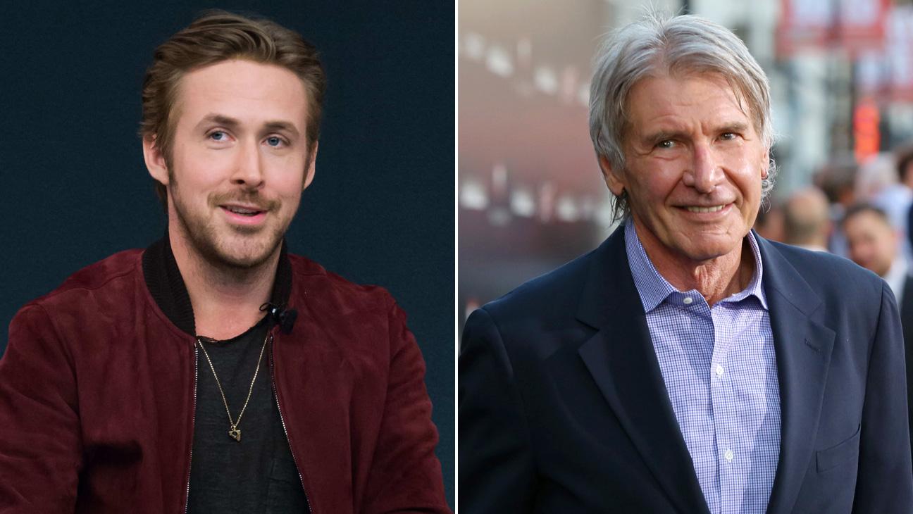 Ryan Gosling Harrison Ford - H 2015