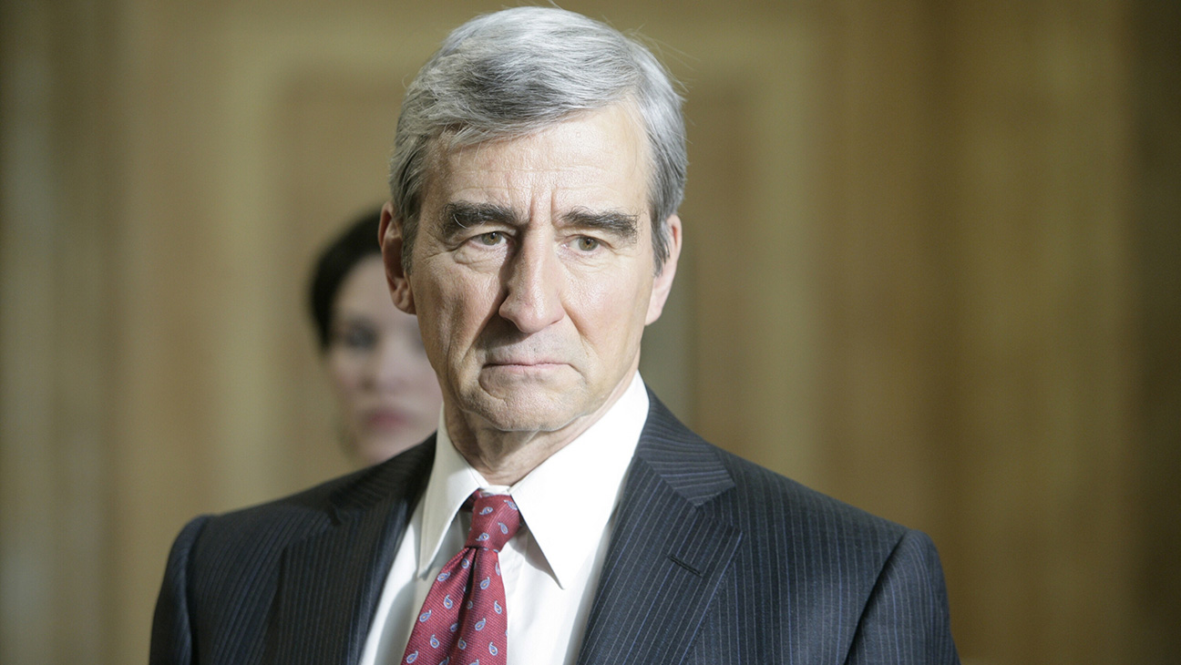 Sam Waterston Law and Order - H 2015