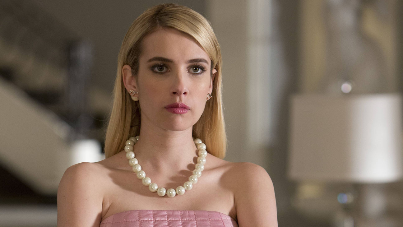 Emma Roberts Scream Queens - H 2015