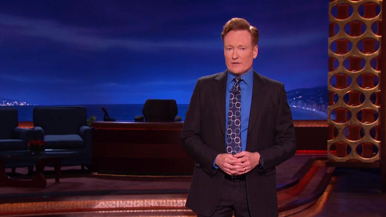 Conan O'Brien Letterman Tribute - H 2015
