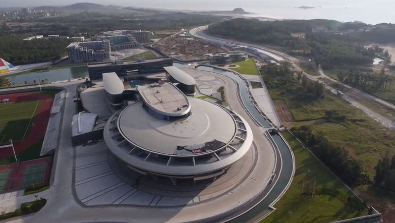 'Star Trek' Building China H 2015