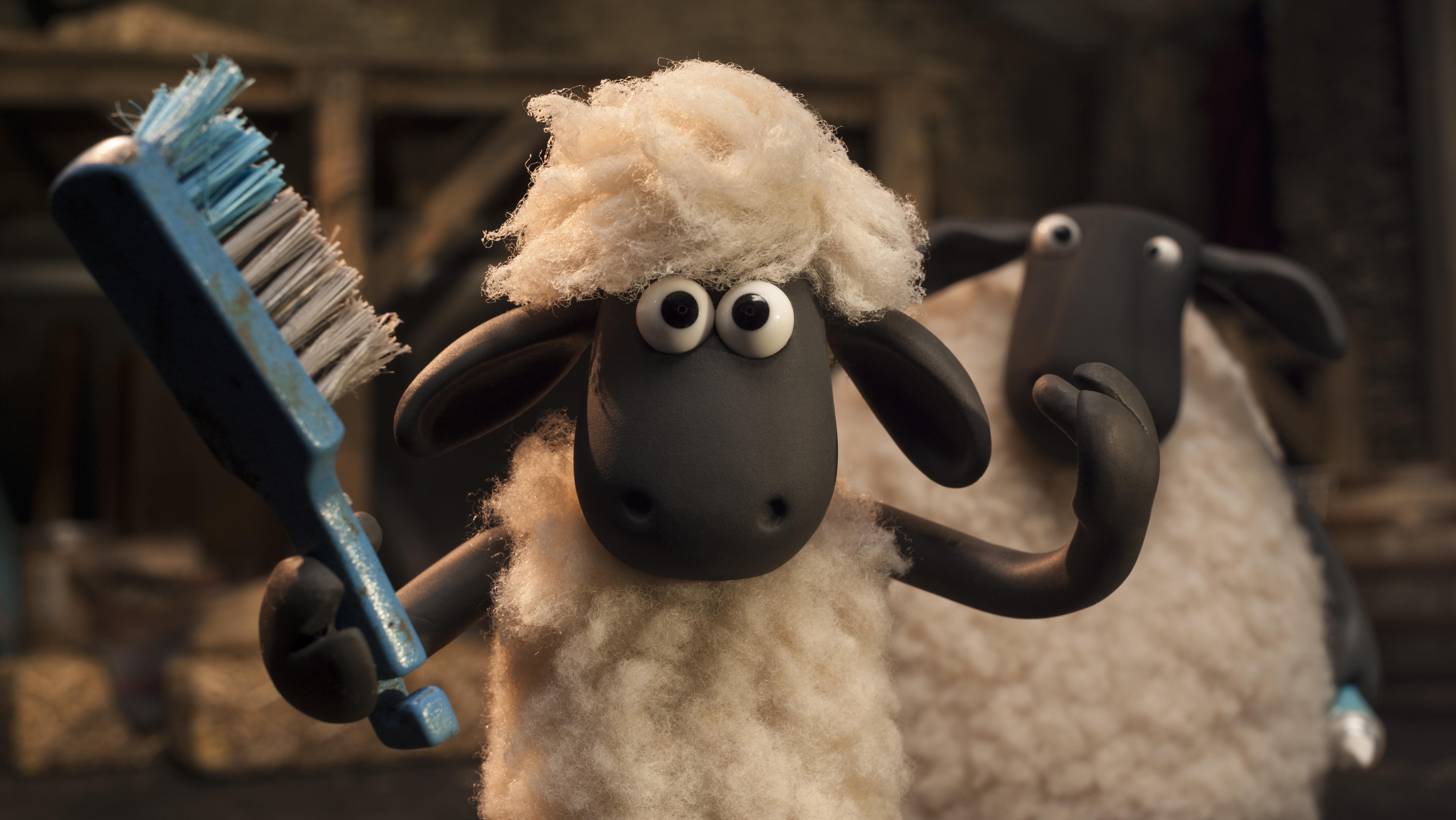 'Shaun the Sheep Movie'