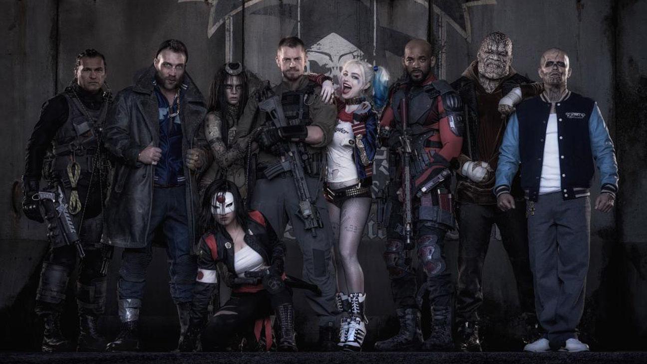 Task Force X Suicide Squad - H 2015