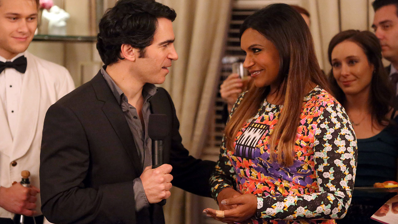 The Mindy Project S03E18 Still - H 2015