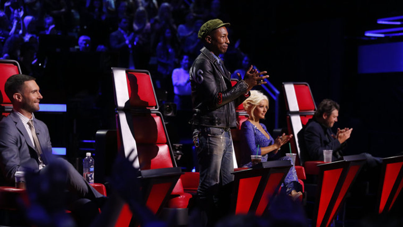 The Voice Top 6 Perform - H 2015