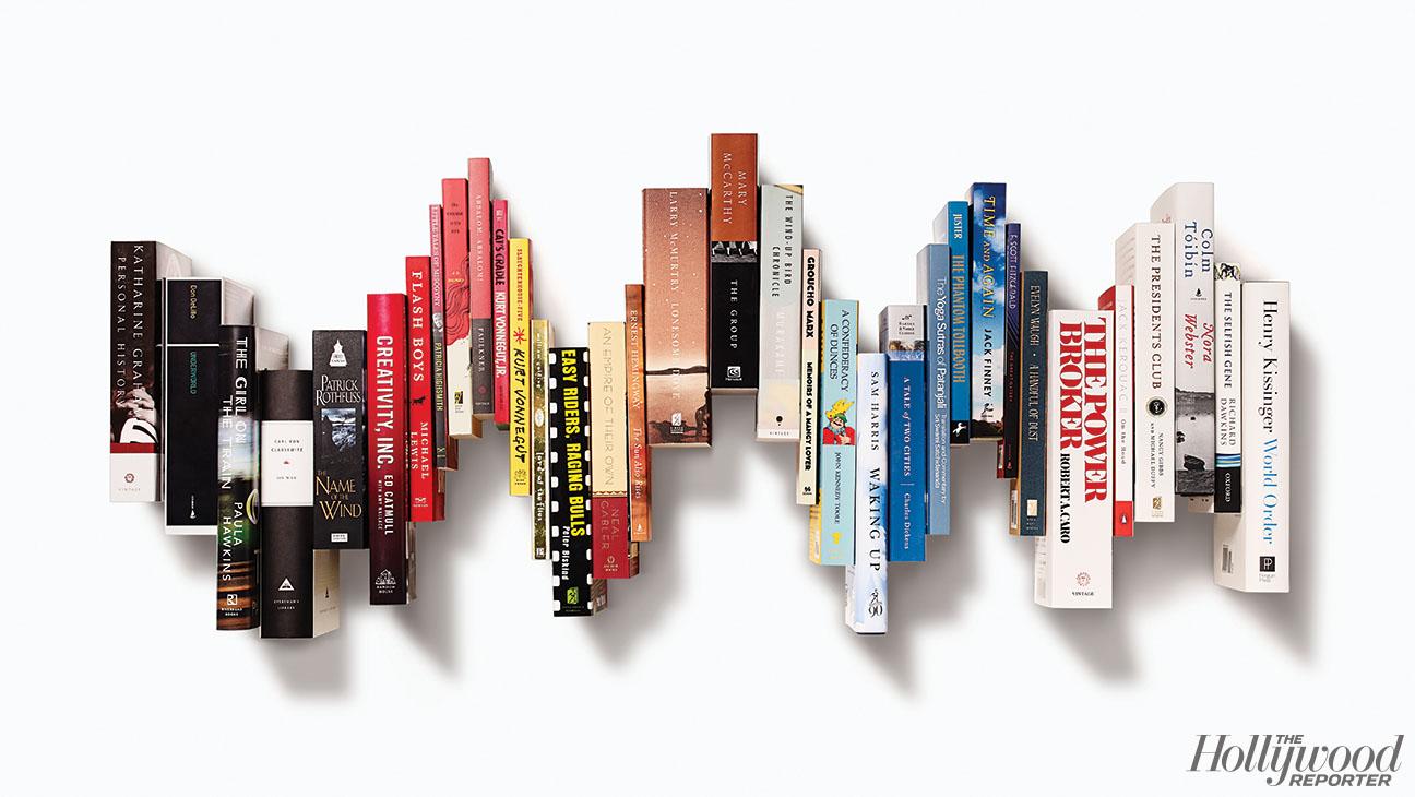 THR Favorite Books - H 2015