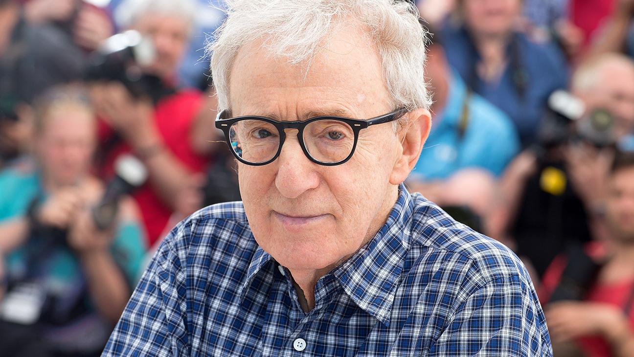 Woody Allen Cannes H 2015