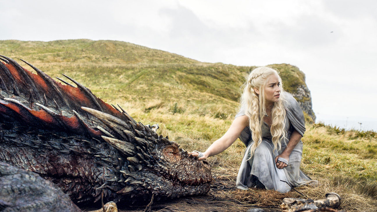 Game of Thrones Finale Daenerys - H 2015