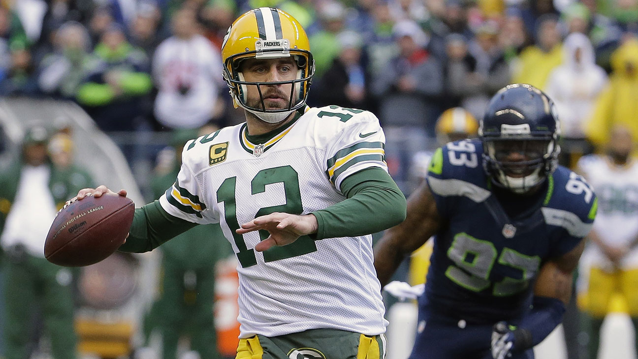 Aaron Rodgers - H 2015