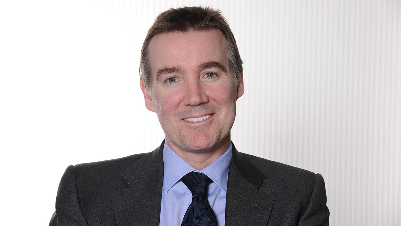 Adam Crozier, CEO ITP
