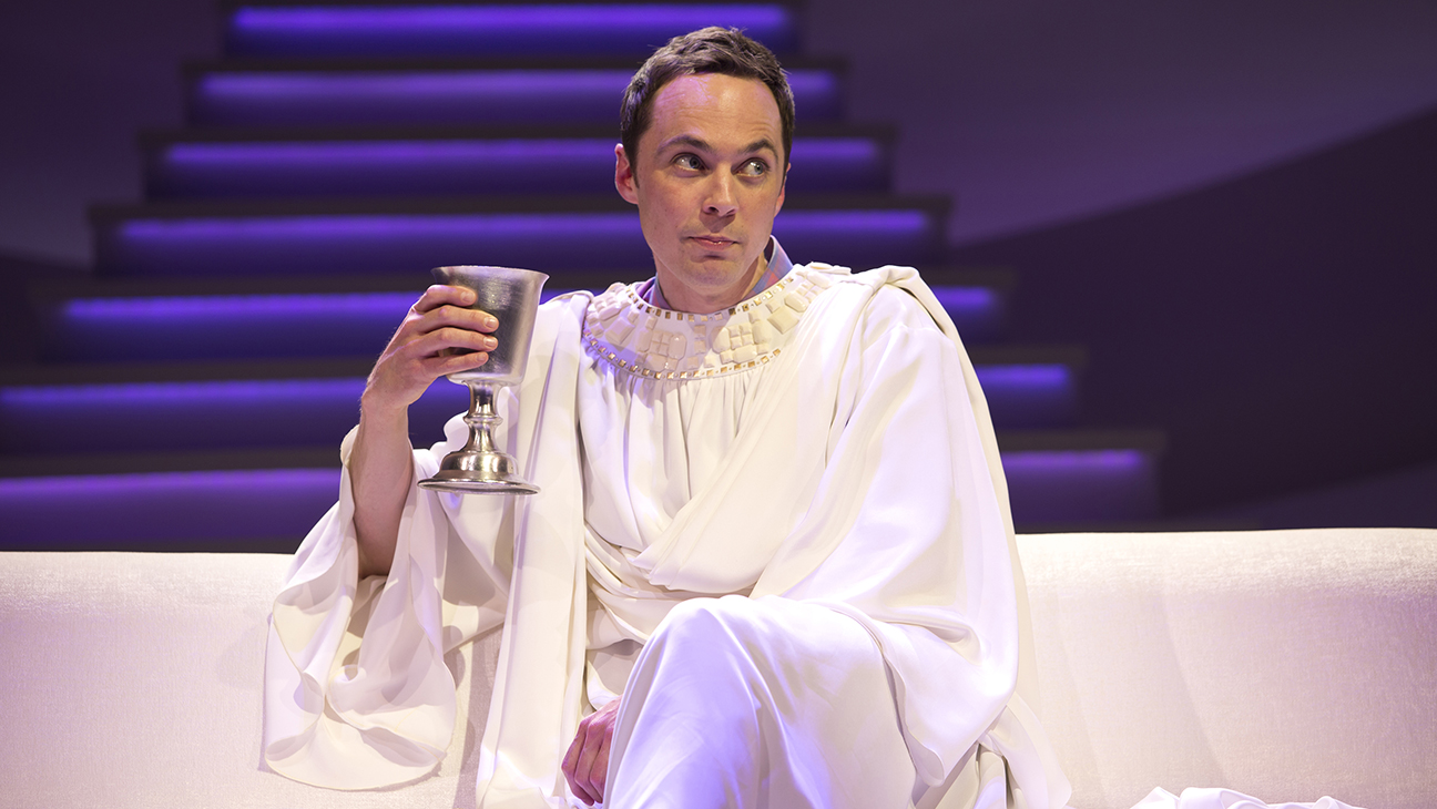 An Act of God Jim Parsons H 2015