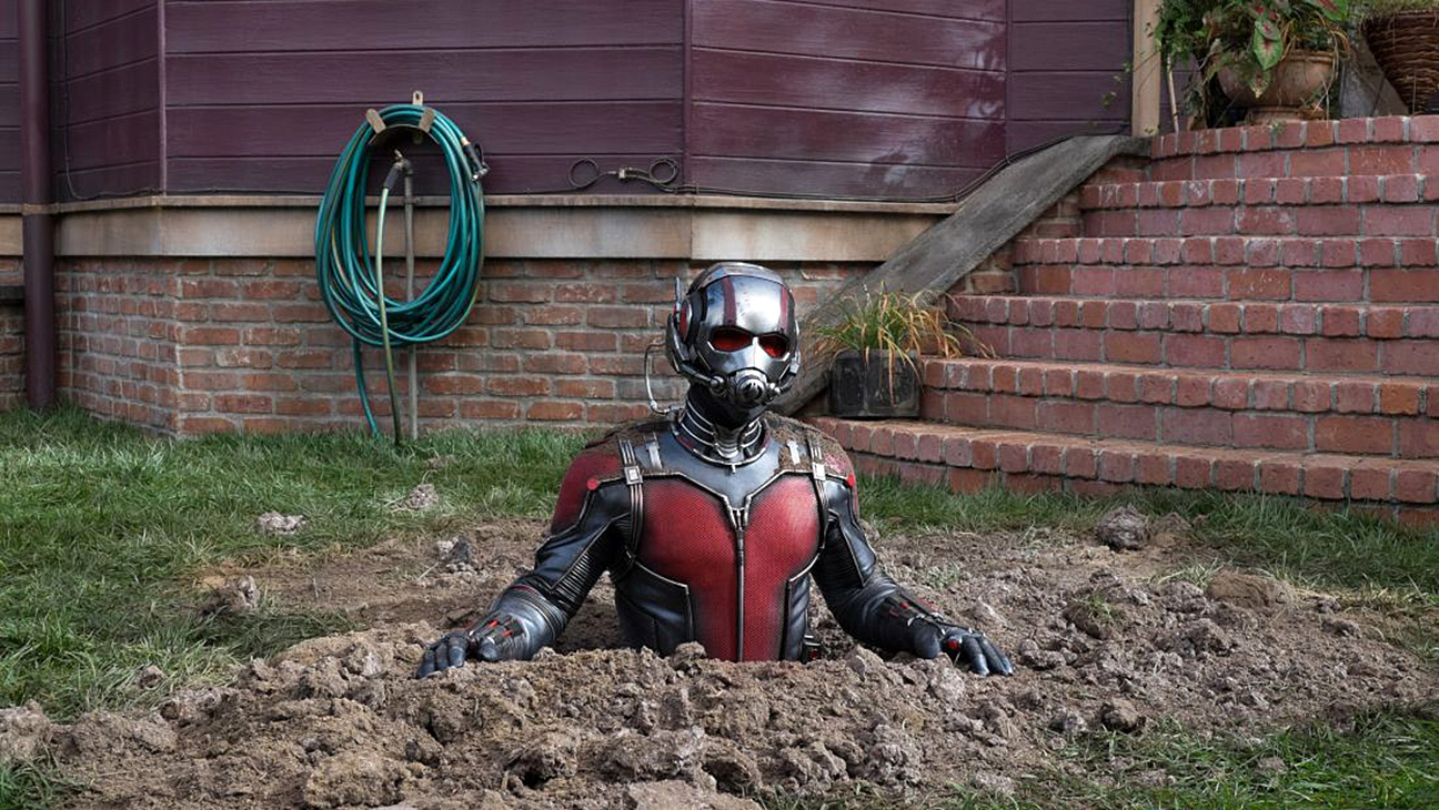 Ant-Man Anthill - H 2015