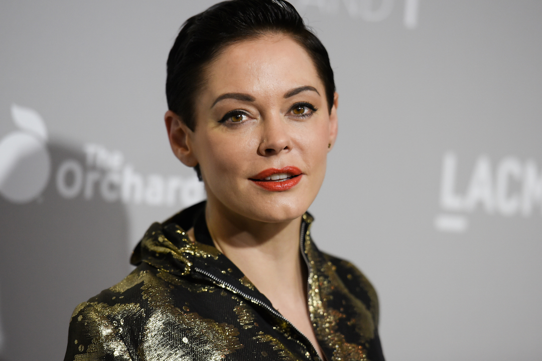 Rose McGowan H 2015