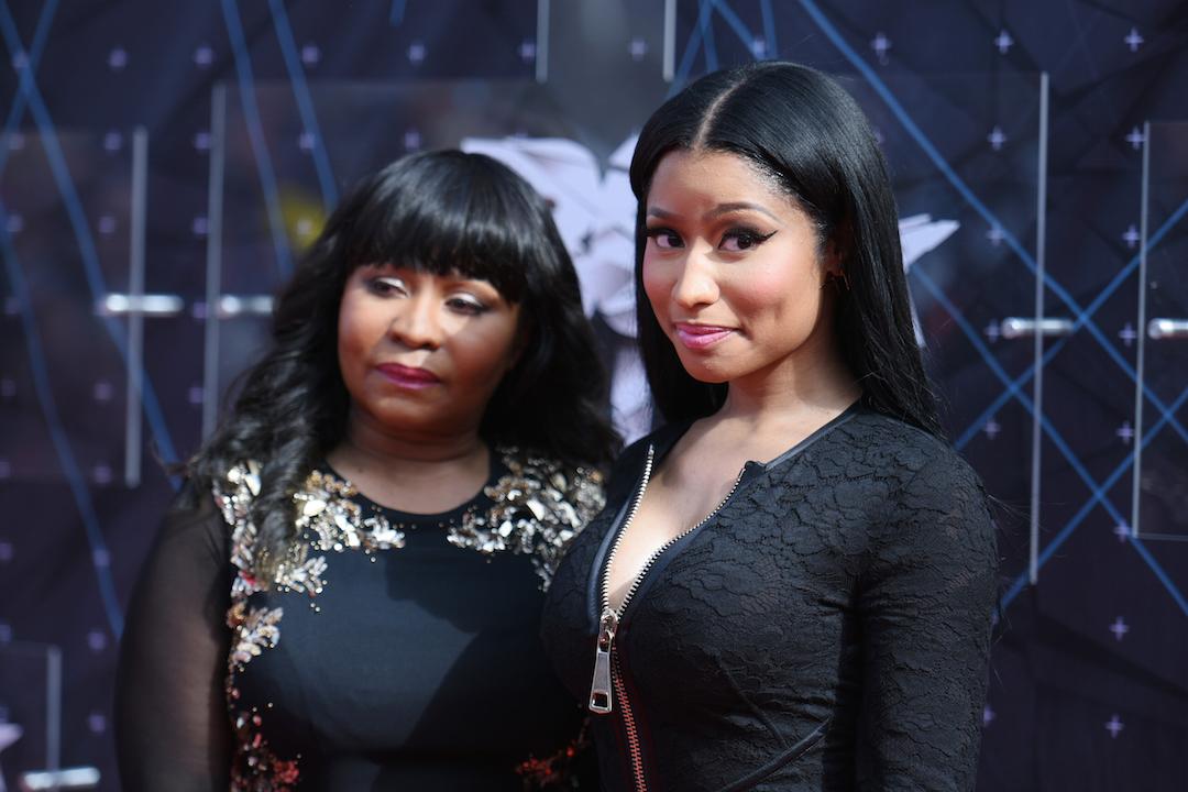 Nicki Minaj BET H 2015