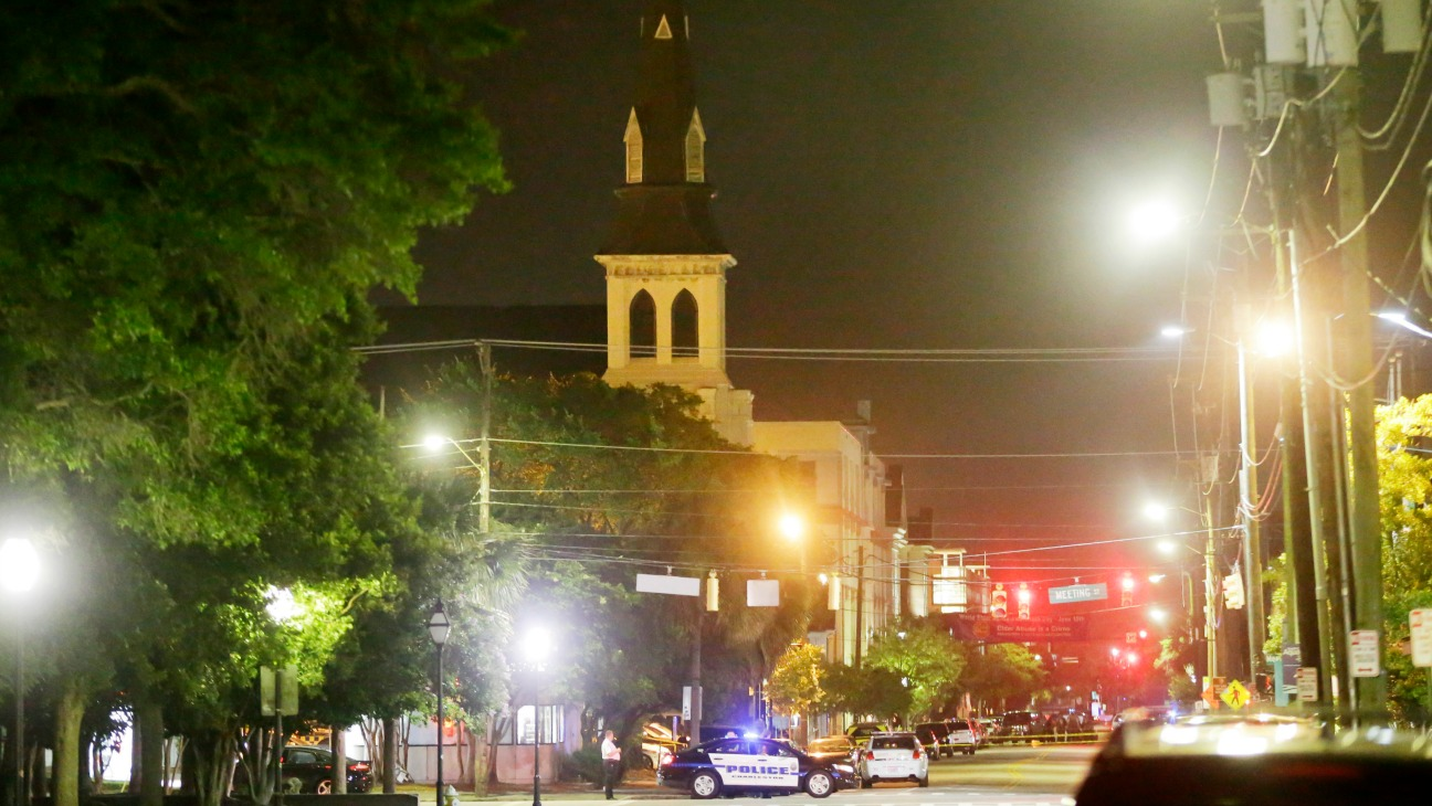 Charleston Church Shooting - H 2015