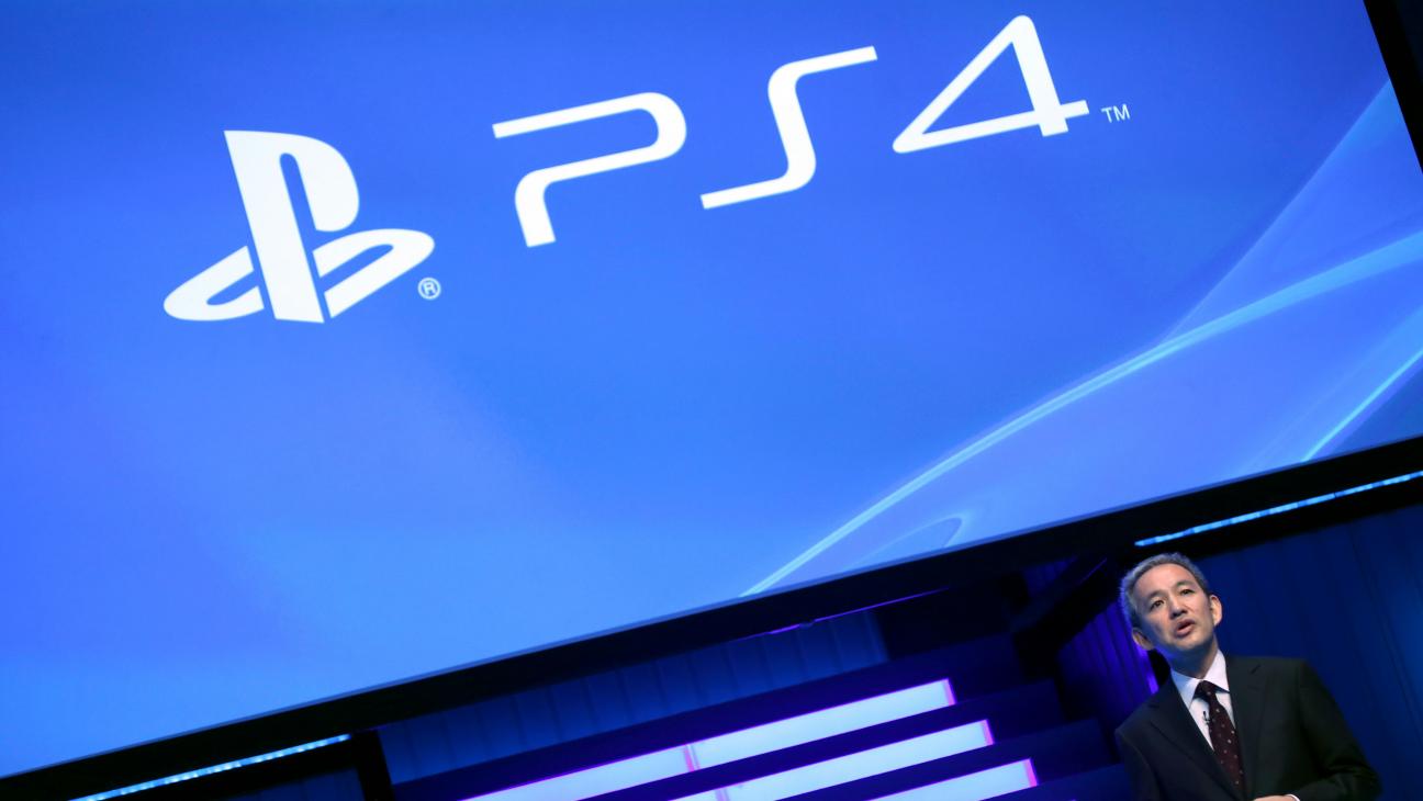 PlayStation 4 Atsushi Morita - H 2015