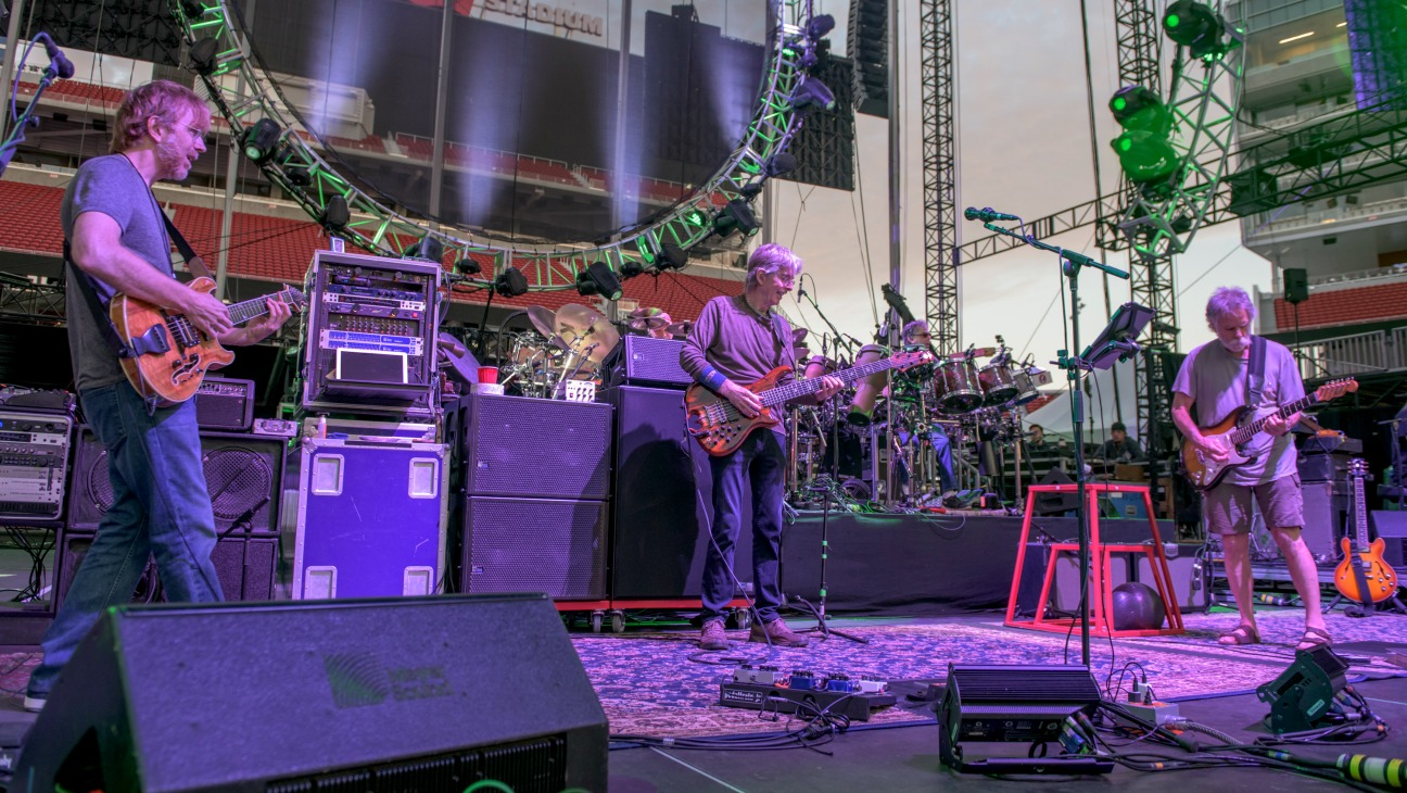 Grateful Dead Fare Thee Well - H 2015