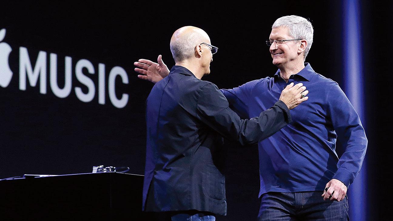 Apple Music Announcement 2 - H 2015