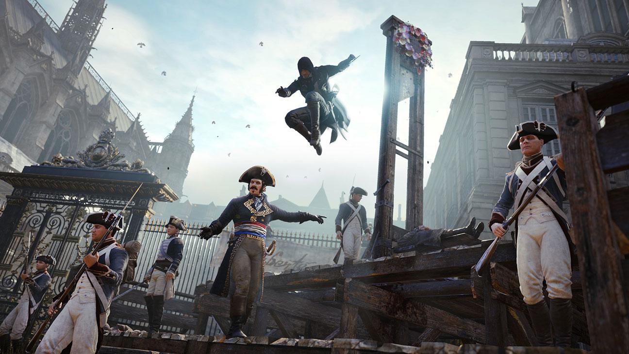 Assasin's Creed Still - H 2015