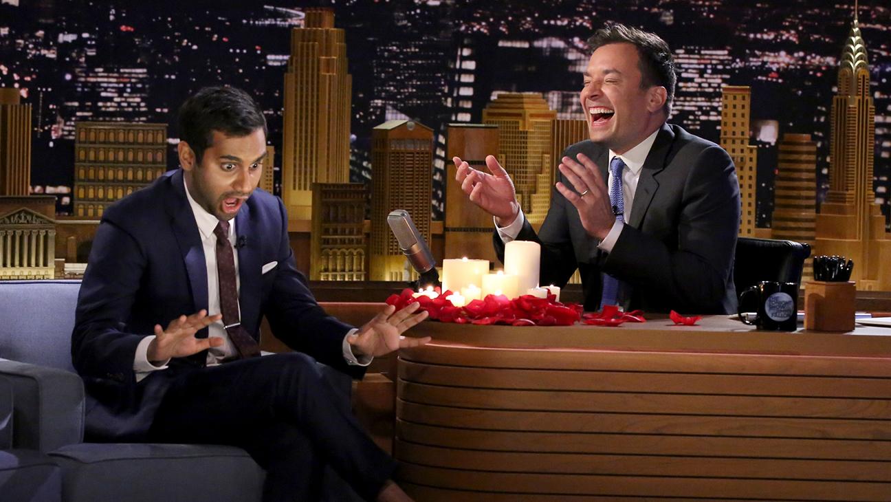 Aziz Ansari Tonight Show H 2015