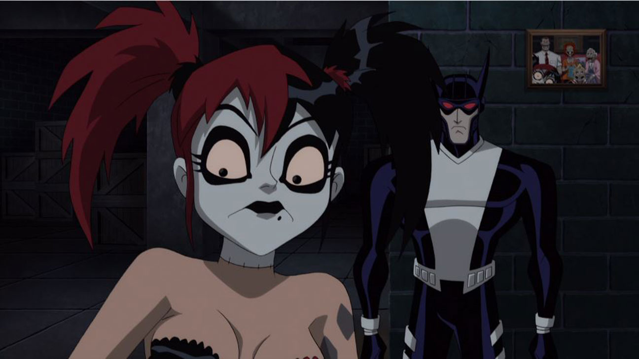 Justice League Gods and Monsters - H 2015