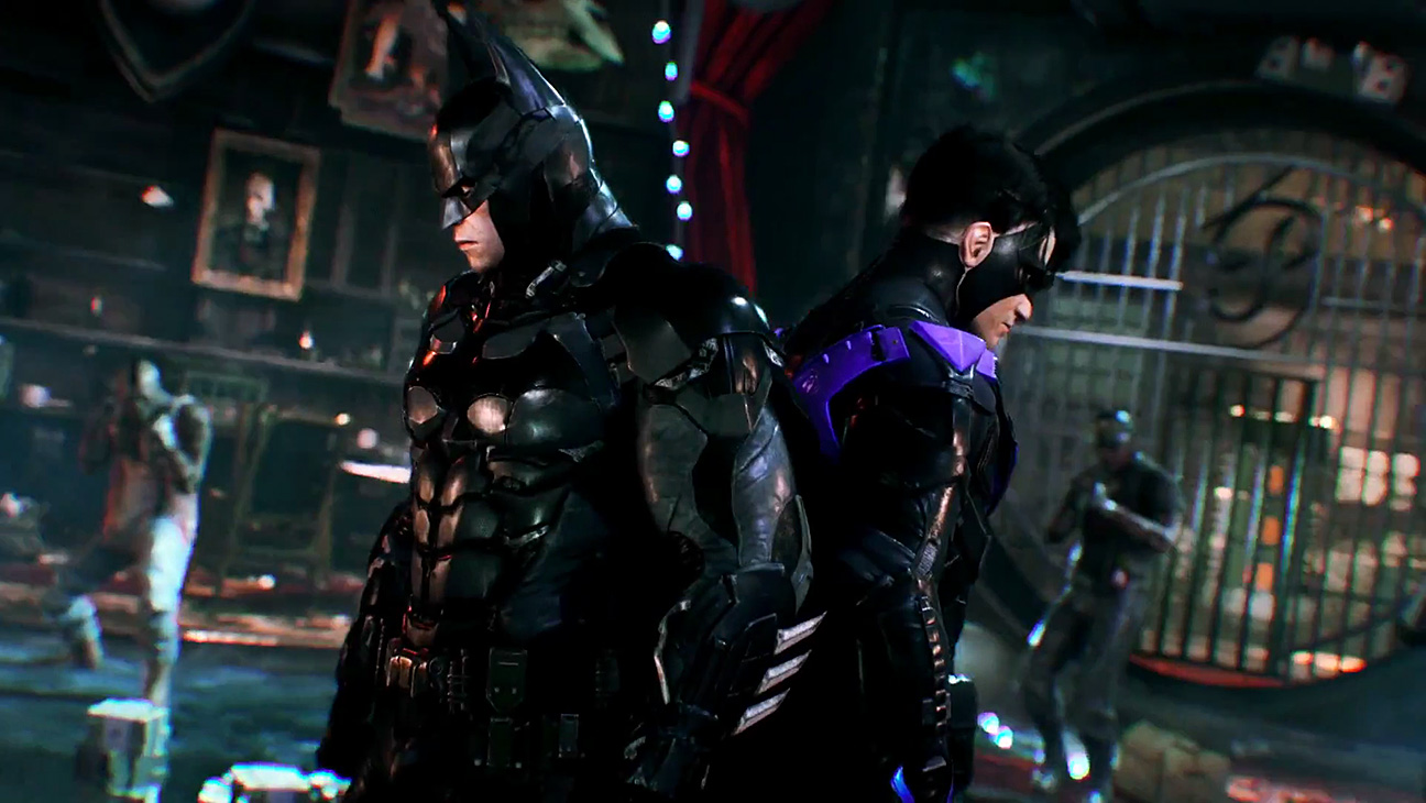 Batman Arkham Knight - H 2015
