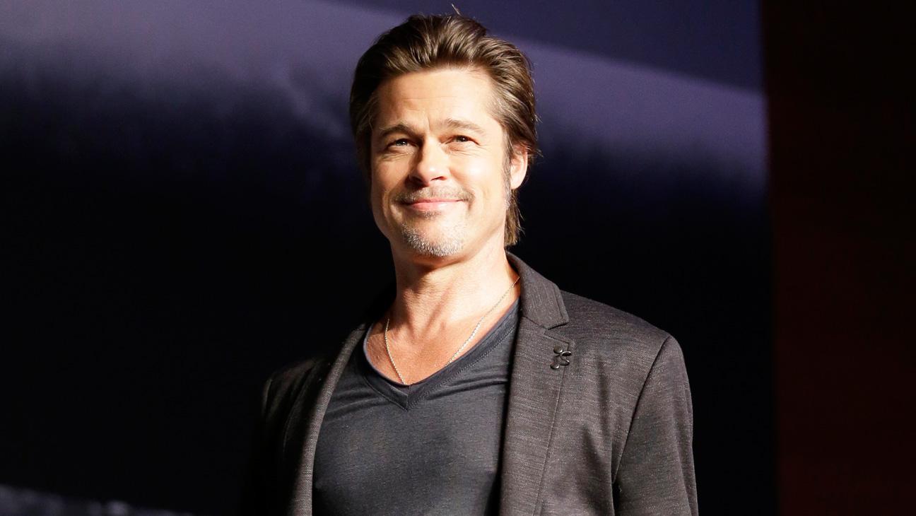 Brad Pitt - H 2015
