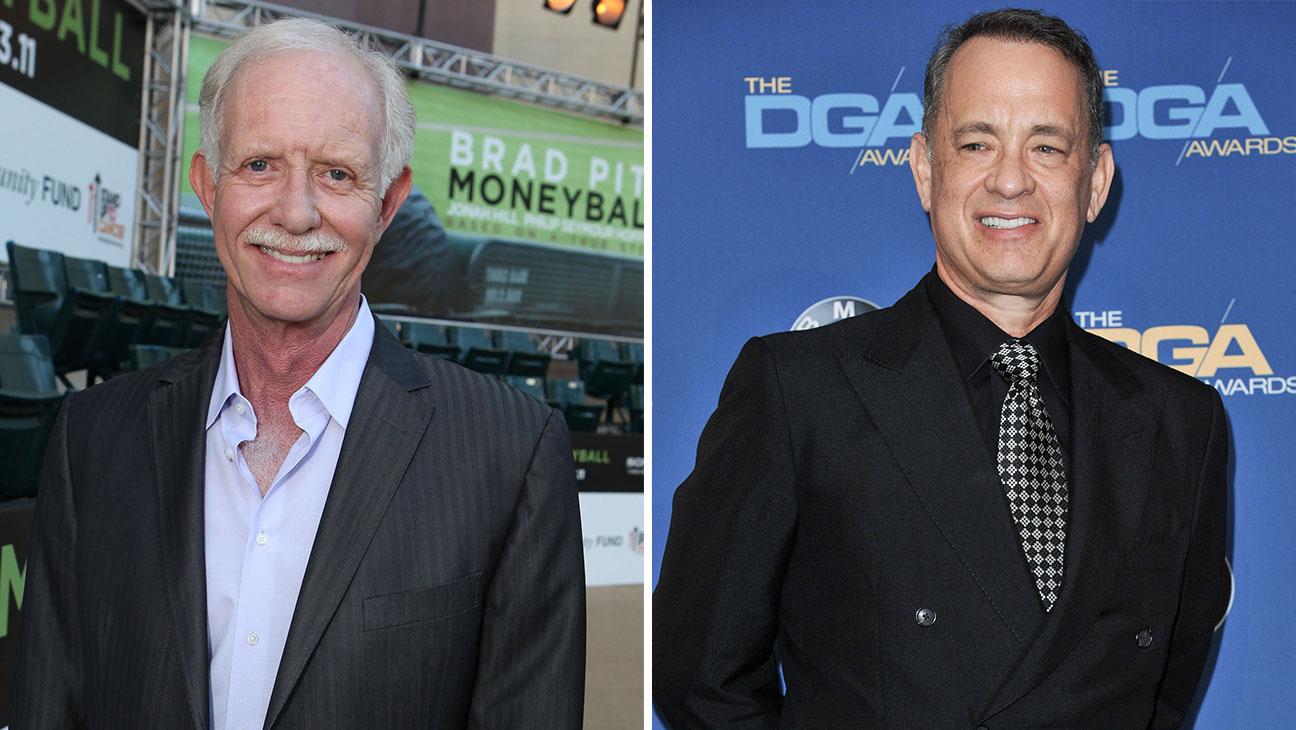 Captain Sully Sullenberger Tom Hanks Split - H 2015