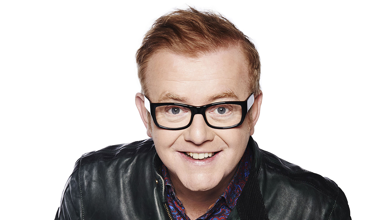 Chris Evans, Top Gear Host, BBC