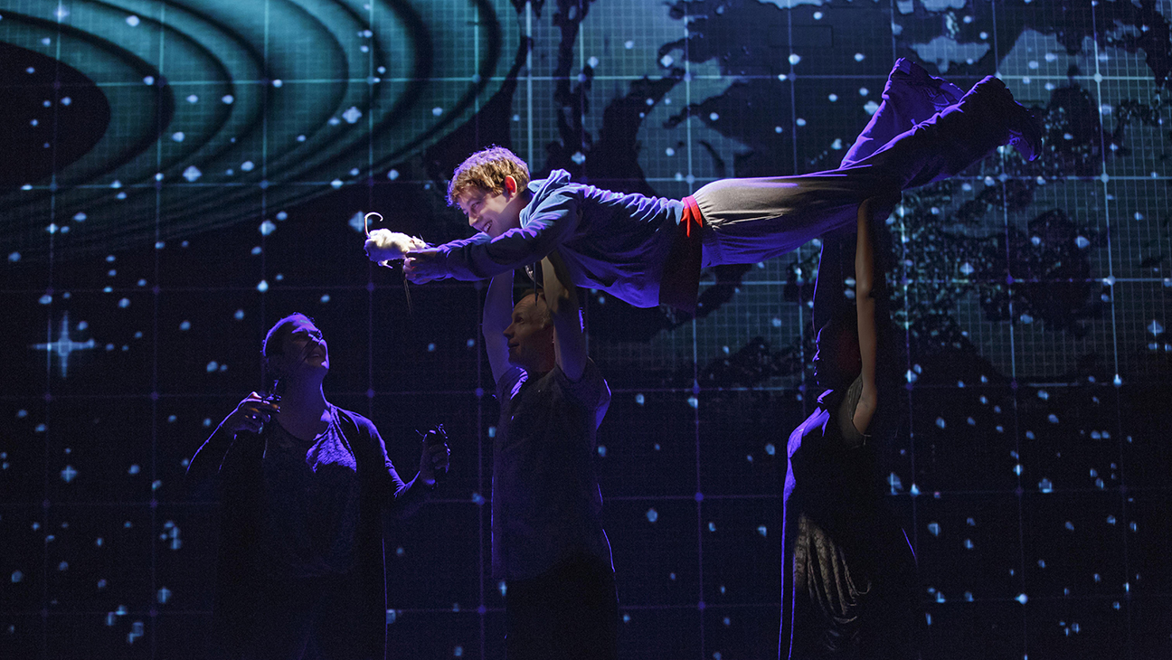 Curious Incident Alex Sharp H 2015