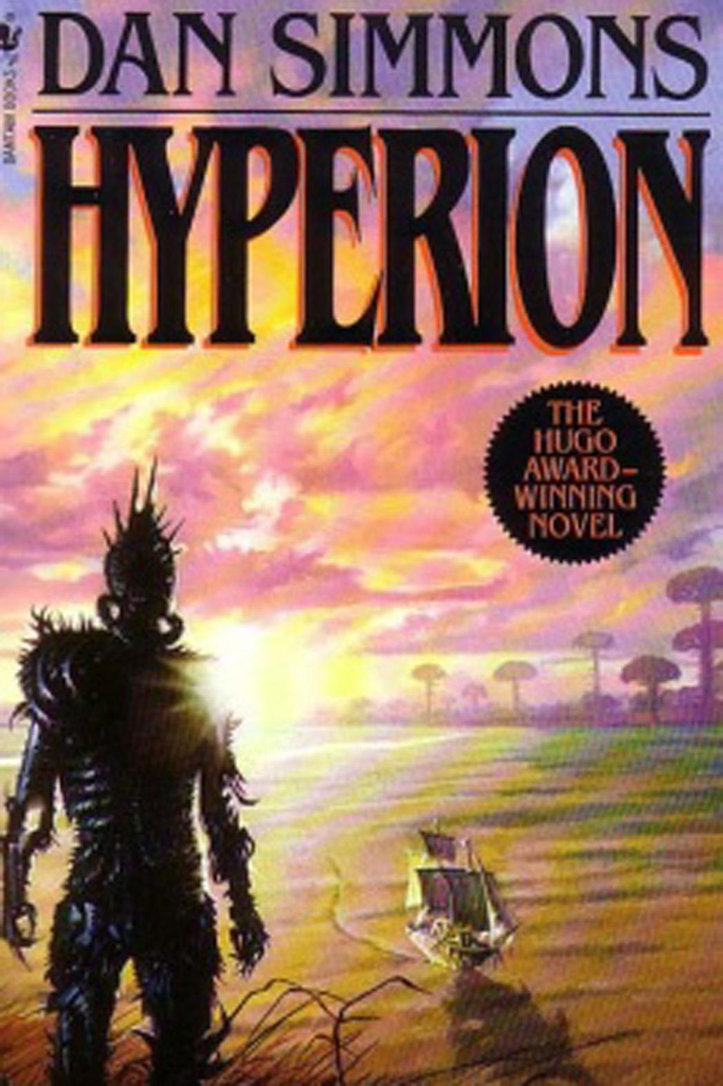 Dan Simmons Hyperion Cover - P 2015
