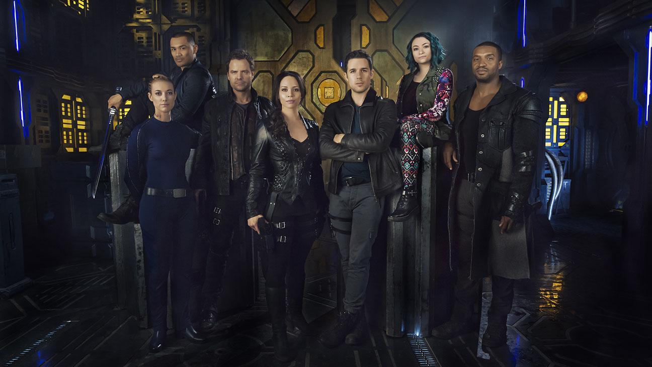 Dark Matter Cast - H 2015
