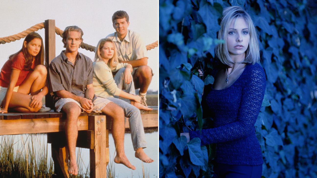 Dawson's CReek Buffy The Vampire Slayer - H 2015