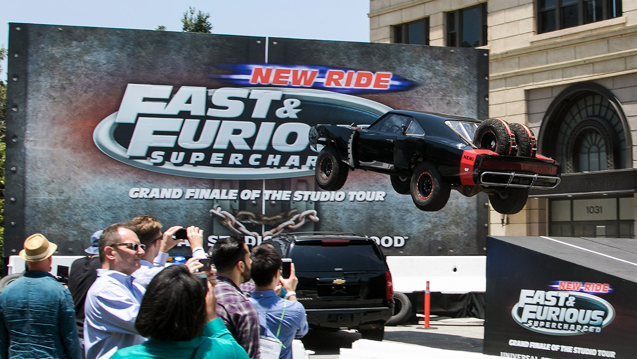 Fast Furious Supercharged Ride - H 2015