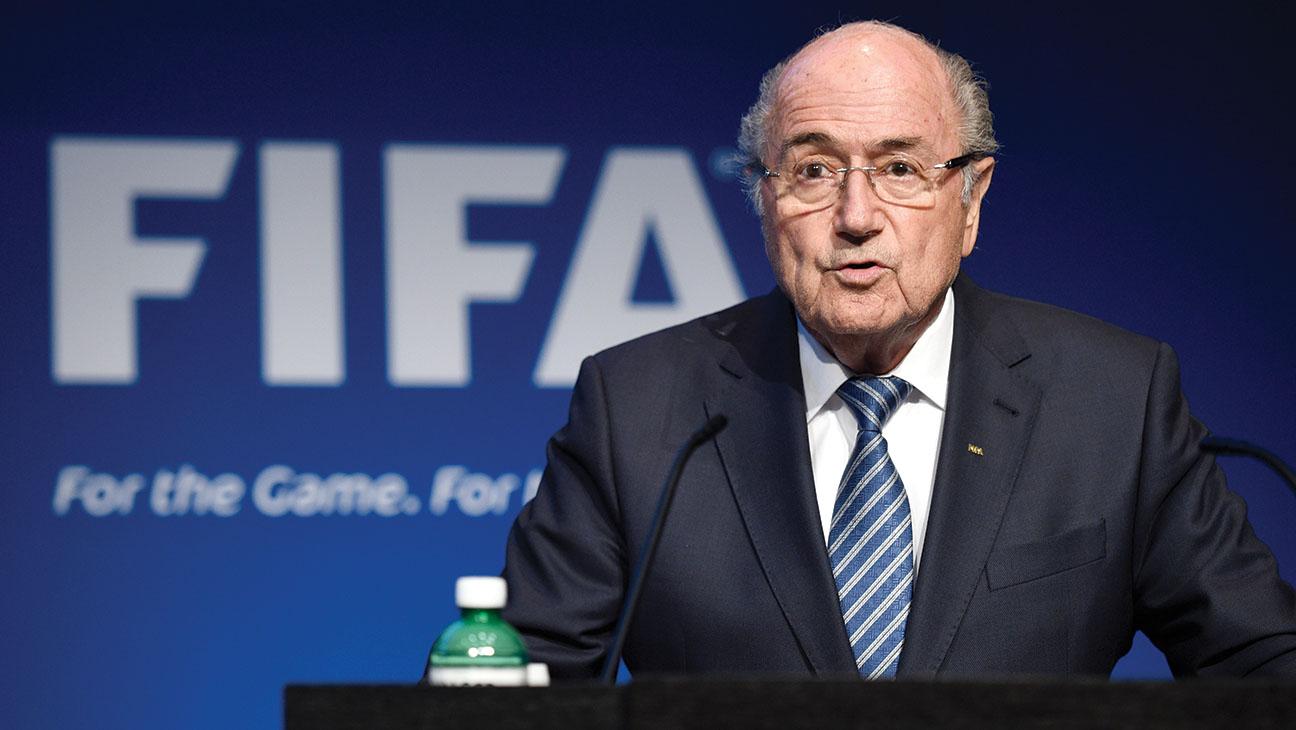FIFA Bribery Scandal - H 2015
