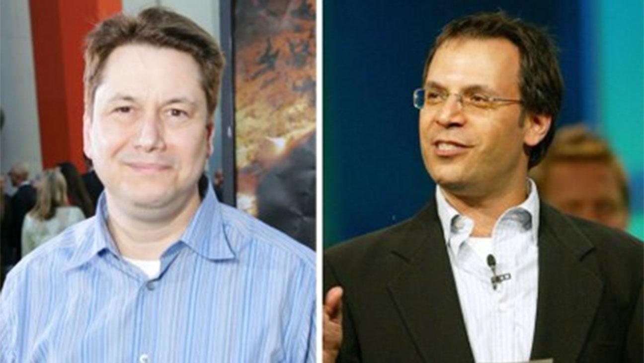 Garth Ancier and David Neuman - H