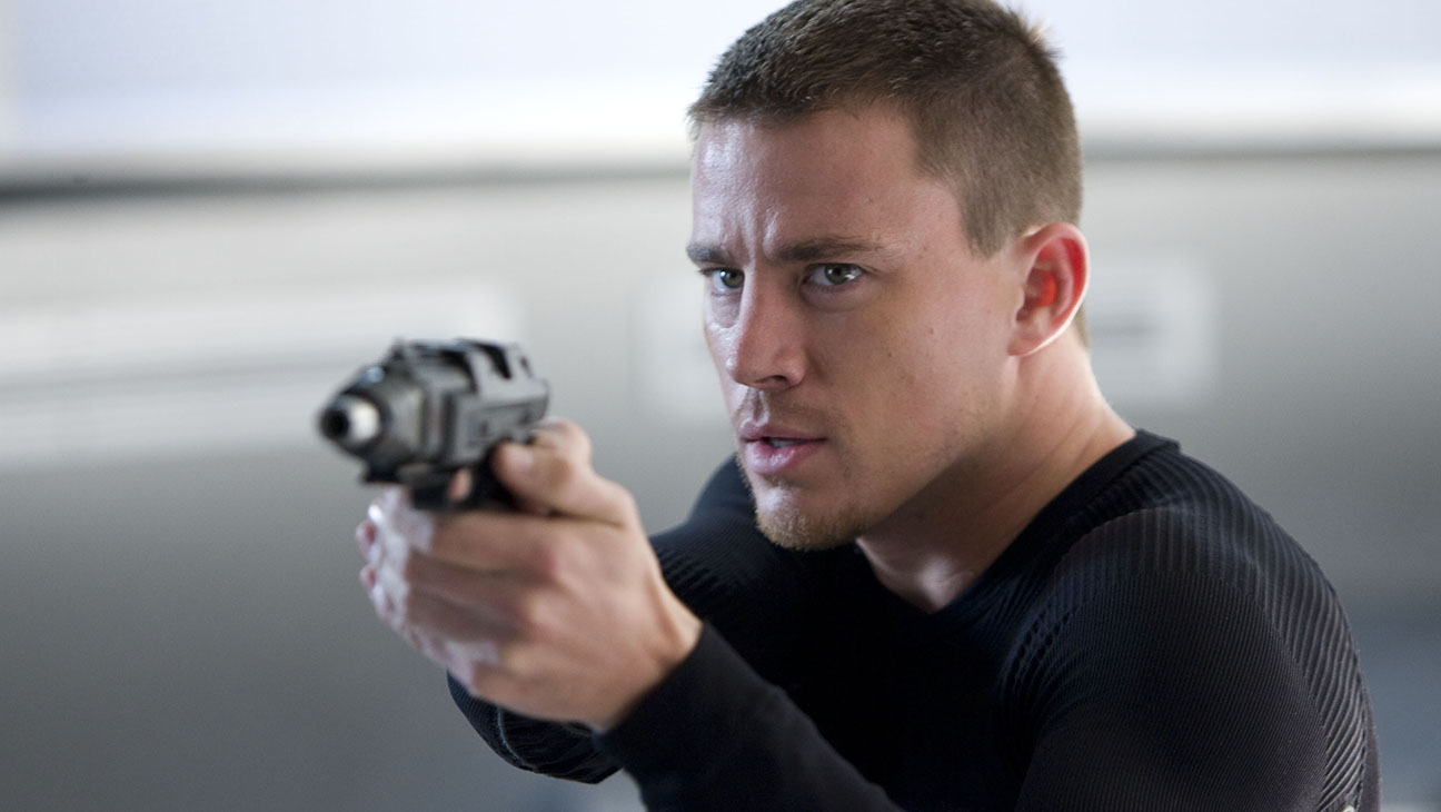 G.I. Joe: The Rise of Cobra Channing Tatum Still - H 2015