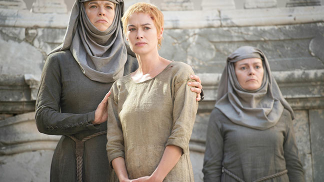 Game of Thrones Cersei Finale - H 2015