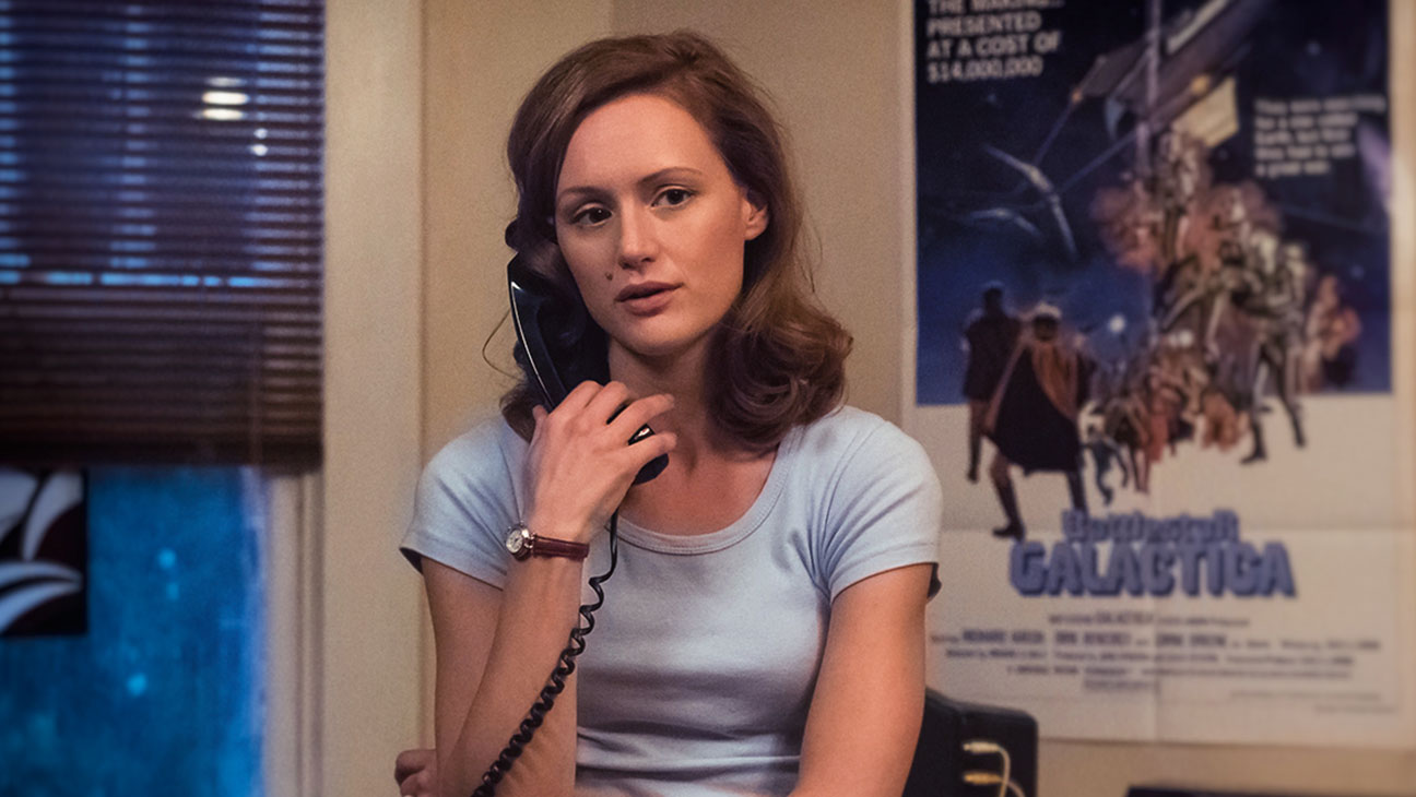 Halt and Catch Fire Kerry Bishe's Donna Clark - H 2015