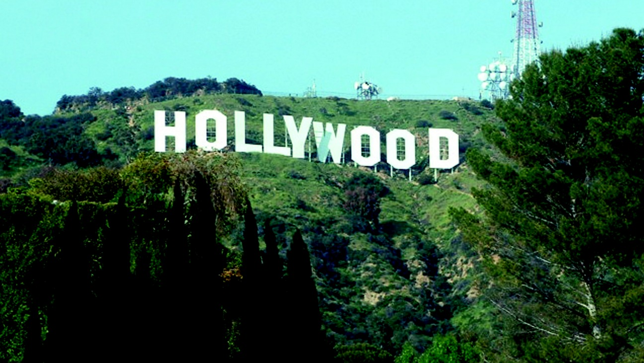 Hollywood Sign 3 - H - 2015