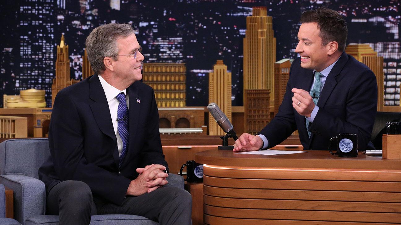 Jeb Bush Jimmy Fallon - H